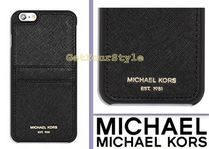 日本未入荷【MICHAEL Michael Kors】iPhone6/6sカード入付ケース
