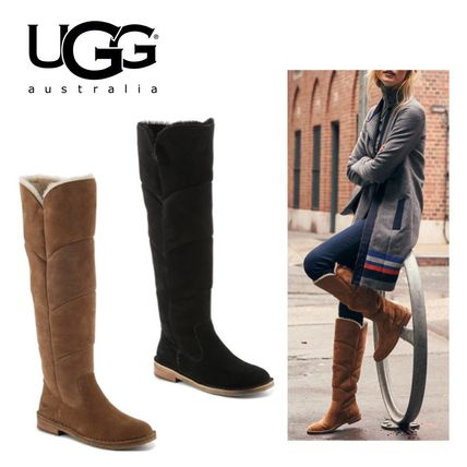 Sale★【UGG Australia】ブーツ★Samantha Over The Knee Boot