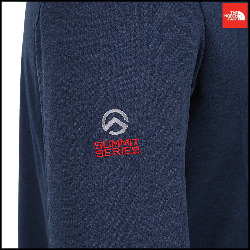 THE NORTH FACE(ザノースフェイス) ★M'S GOLD DRY L/S ZIP TEE