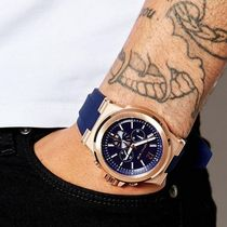 SALE!! ユニセックス♪ Michael Kors - Navy & Rose Gold Watch