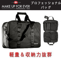 MAKE UP FOR EVER プロフェッショナルバッグ/黒