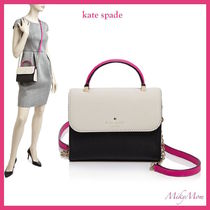 最安値保証!Kate Spade☆Color Block Mini Nora Crossbody Bag