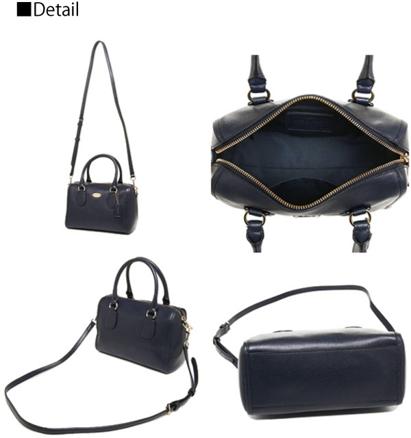 【COACH-コーチ-】2Way Shoulder Bag[F33329]