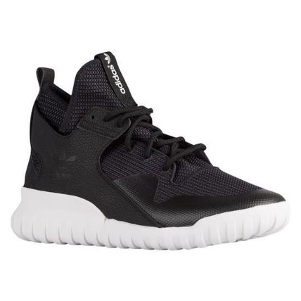 FW15 ADIDAS TUBULAR X BLACK WHITE MEN'S 8-13 黒 送料無料