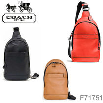 【COACH】Campus Pack in Smooth Leather[F71751][メンズ]