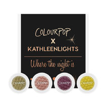 Colourpop☆Kathleen Lights☆Where the Night Is☆アイシャドウ