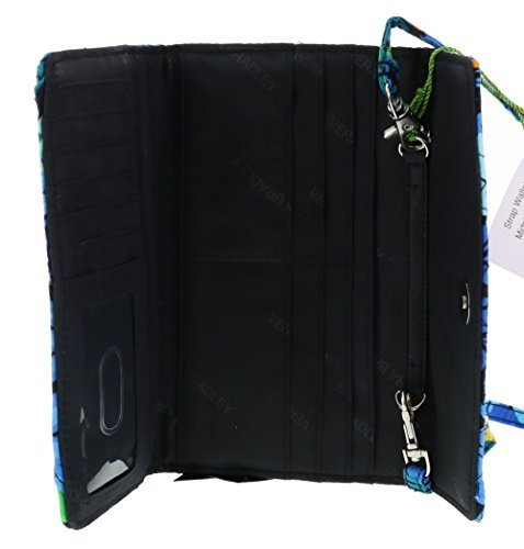 Strap Wallet in Midnight Blues/ 入手困難!人気商品