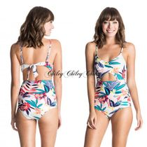 【ROXY】CANARY ISLANDS CUT OUT ONE PIECE/ワンピース水着