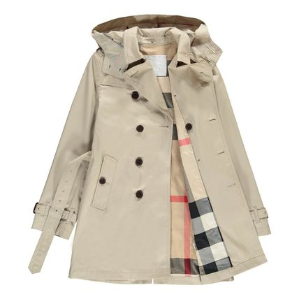 Burberry 2016SS adults are OK trench coat stone