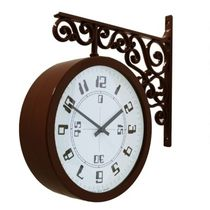 Timedeco Modern Double Clock TD-A3(BR)
