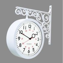 Timedeco Modern Double Clock TD-A2(WH)