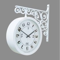 Timedeco Modern Double Clock TD-A3(WH)