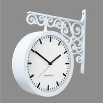 Timedeco Modern Double Clock TD-LINE(WH)