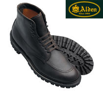 大人気最高級ブーツ★Alden★Rugged Indy Boot★Dark Brown Kudu