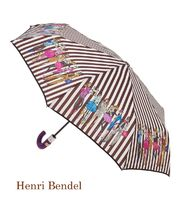 Henri Bendel - Izak Girls Umbrella 【折り畳み傘】