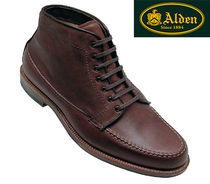 最高級ブーツ★Alden★Michigan Boot★Dark Brown Glove Leather