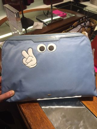 """Ahnya """"sale suparea."""" as a clutch Pouch is ideal for"""