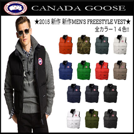 sold out almost very warm CANADA GOOSE MEN's FREESTYLE VEST