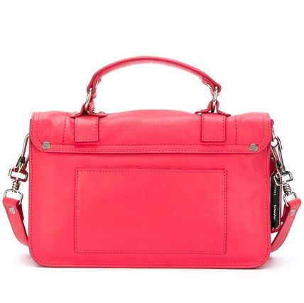 "Proenza Schouler ハンドバッグ 16SS PS066 ""PS1″ tiny satchel(3)"