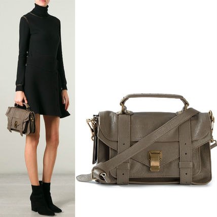"Proenza Schouler ハンドバッグ 16SS PS070 ""PS1″ tiny satchel"