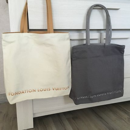 Louis Vuitton トートバッグ 【パリ限定/送料込み】ルイヴィトン美術館限定トートバッグ