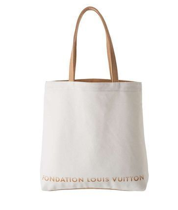 Louis Vuitton トートバッグ 【パリ限定/送料込み】ルイヴィトン美術館限定トートバッグ (2)