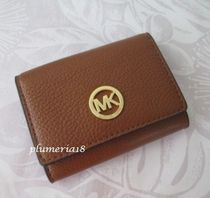 セール!Michael Kors(マイケルコース)★Fulton Snap Card Case