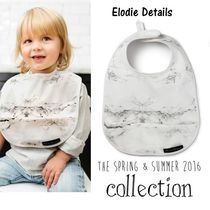 【Elodie Details】SS2016スタイ ビブ エプロン 離乳食マーブル