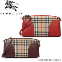 【BURBERRY-バーバリー】SM CHICHESTER Horseferry Check