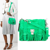 "16SS PS115 ""PS1″ fringed pouch"