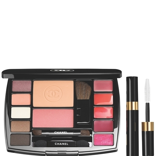 Chanel☆限定パレット(TRAVEL MAKEUP PALETTE)