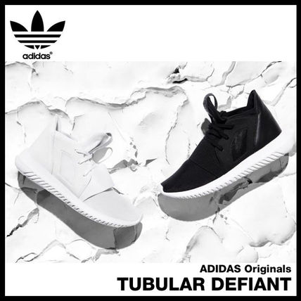 Adidas Originals TUBULAR DEFIANT チューブラー2色
