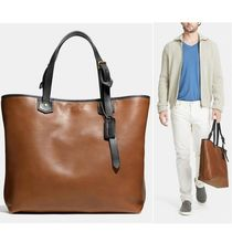 激レアセー☆Coach Bleecker Leather Small Holdallトート即完売
