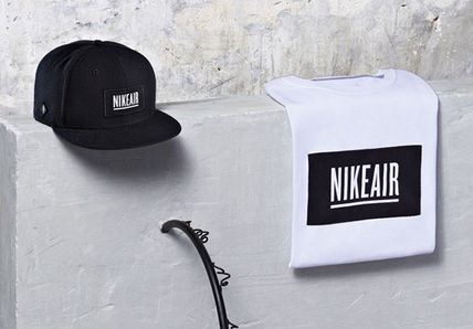 And Nike PIGALLE Pigalle logo T shirt