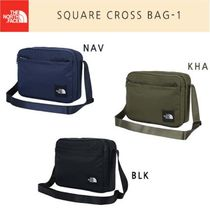 【THE NORTH FACE】EMS発送★16S/S SQUARE CROSS BAG-1