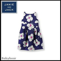 【Janie and Jack】日本未入荷☆ブロッサムプリントドレス 即納