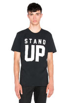 送料関税込!SU2C X REVOLVE STAND UP T-shirt/ALTRU Black