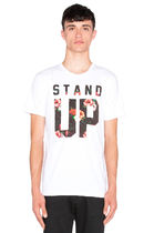 送料関税込!SU2C X REVOLVE STAND UP T-shirt/ALTRU White