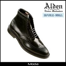 ★ALDEN★Barrie Last レースアップブーツ〈国内発送・関税無〉