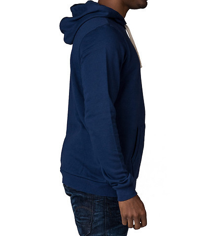 【送料無料】DIAMOND SUPPLY UNPOLO HOODED PULLOVER HOODIE