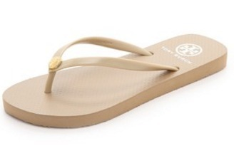NEW!!国内発送Tory Burch*Thin Flip Flopsビーチサンダル♪