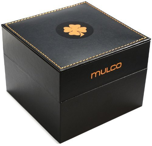 【日本未入荷】 MULCO Ilusion Black and Navy Dial Blue Rubber