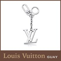 注目!!★Louis Vuitton★INICIALES LVキーホルダー☆