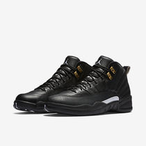 【送料込】NIKE AIR JORDAN 12 RETRO THE MASTER  Black 黒