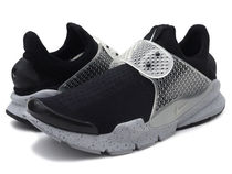 NIKE x FRAGMENT DESIGN SOCK DART SP 黒/セメントグレー Size 9