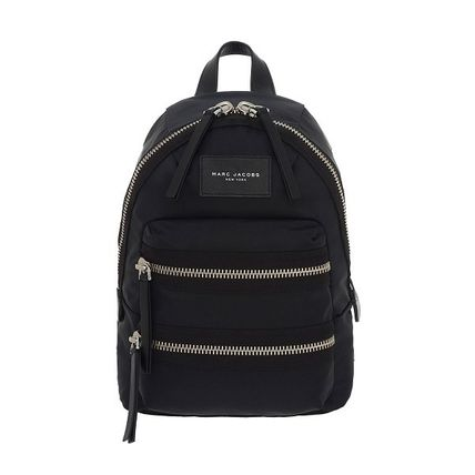 Marc by Marc Jacobs backpack M0008298 001 color black:BLACK-