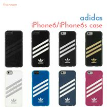 〓adidas〓iPhone6/iPhone6sケース Moulded Case ハードケース