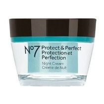 【Boots】No7 Protect & Perfect Intense Advanced Night Cream