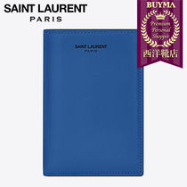 SAINT LAURENT 16SS┃PORTEFEUILLE PORTE-CARTES ┃396276B9LCR