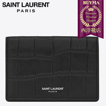 SAINT LAURENT 16SS┃ETUI A CARTES┃